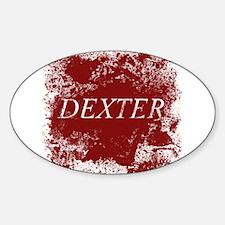 dexter4 Decal