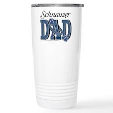 Schnauzer DAD Travel Mug