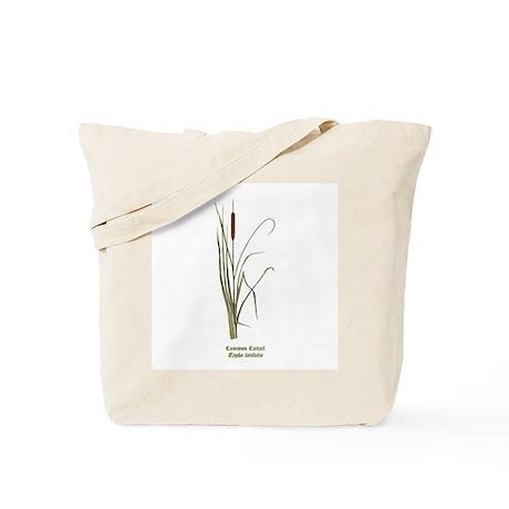 Common Cattail Tote Bag