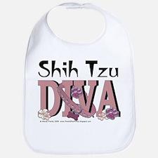 Shih Tzu DIVA Bib
