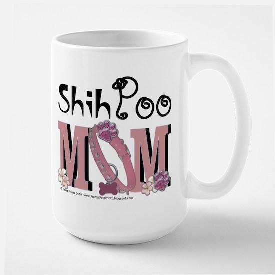 ShihPoo MOM Large Mug