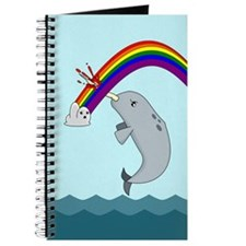 Cute Narwhals are awesome Journal
