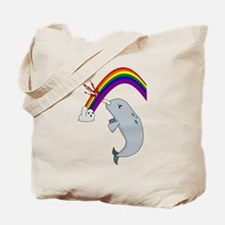 Cute Narwhals are awesome Tote Bag