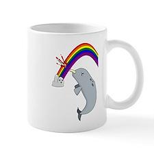 Cute Narwhal whale Mug
