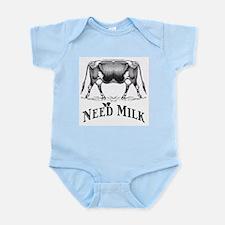 Need Milk Infant Bodysuit