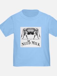 Need Milk T