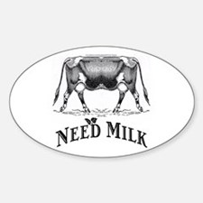 Need Milk Decal