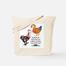 Organic Humans Tote Bag