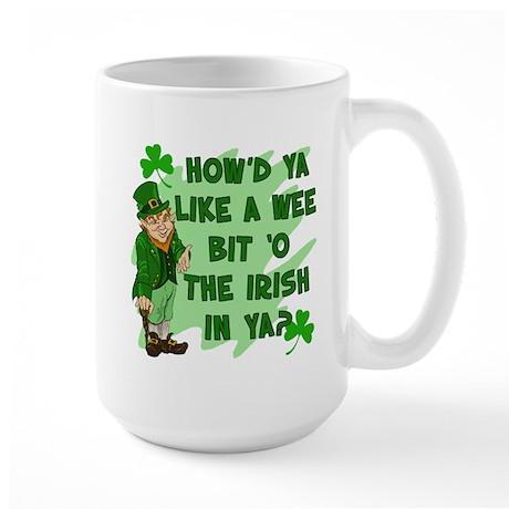 Wee Bit Large Mug