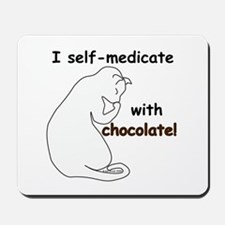 Medical Chocolate B Mousepad
