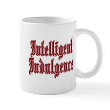 Intelligent Indulgence Mug (Red)