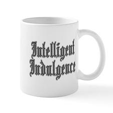 Intelligent Indulgence Mug (Black)