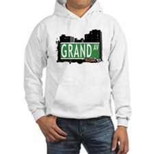 Grand Av, Bronx, NYC Jumper Hoody
