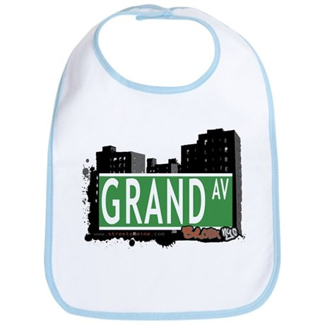 Grand Av, Bronx, NYC Bib