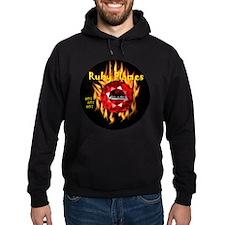 Ruby Flames - Hoodie