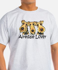 Airedale Terrier Lover T-Shirt