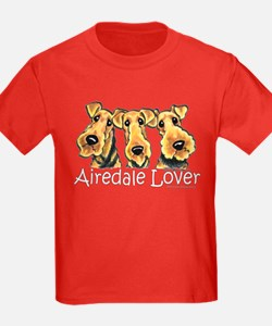 Airedale Terrier Lover T