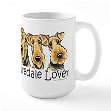 Airedale Terrier Lover Mug