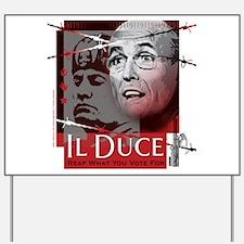 Anti Rudy Giuliani Yard Sign
