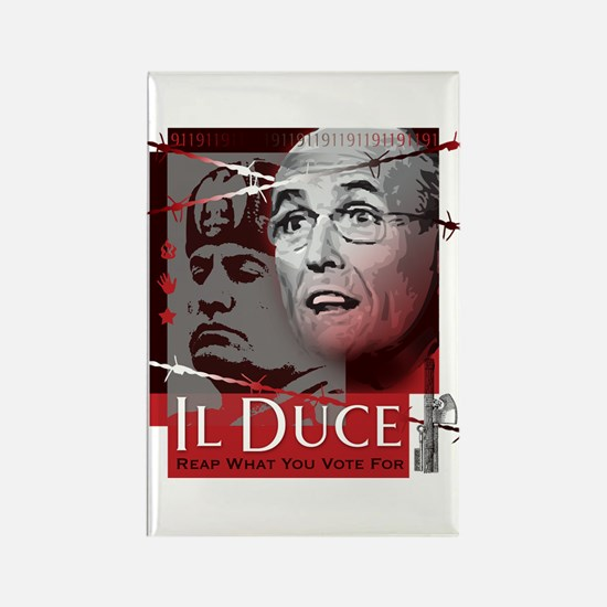 Rudy Giuliani Rectangle Magnet (10 pack)