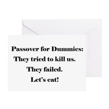 Happy Passover. Greeting Card