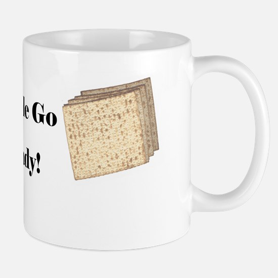Let My People Go Eat Mug