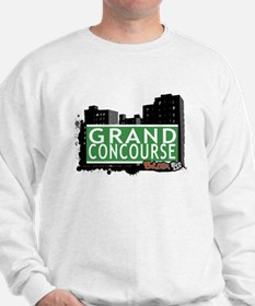 Grand Concourse, Bronx, NYC Sweatshirt