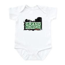 Grand Concourse, Bronx, NYC Infant Bodysuit