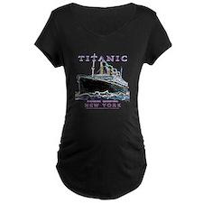 Titanic Neon (black) T-Shirt