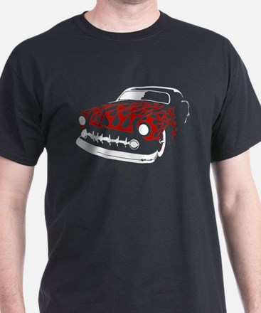 Unique Hot rod corvette T-Shirt