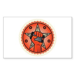 Rise Up Revolution Decal