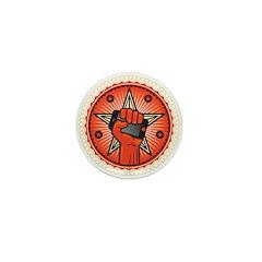 Rise Up Revolution Mini Button (10 pack)
