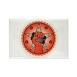 Rise Up Revolution Rectangle Magnet (100 pack)