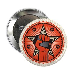 "Rise Up Revolution 2.25"" Button"