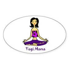 Yogi Mama Decal