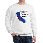 Bush's Fault Sweatshirt
