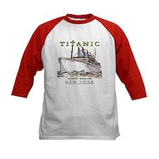 Titanic Neon (white) Tee