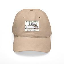 Titanic Neon (white) Baseball Cap