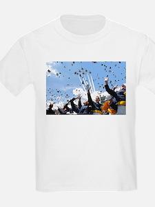 Thunderbirds Over Academy Kids T-Shirt