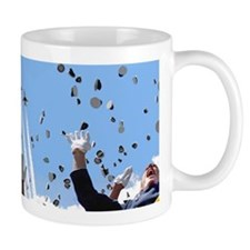 Thunderbirds Over Academy Mug