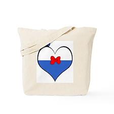 I Heart Donald Tote Bag