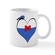 I Heart Donald Mug