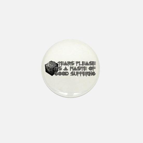 Cenobite Mini Button