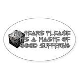 Horror movie Stickers