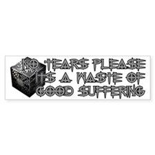 Cenobite Car Sticker