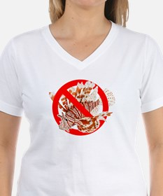 Red Lionfish Shirt
