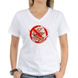 Lionfish Womens V-Neck T-shirts