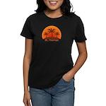 St. Thomas Women's Dark T-Shirt