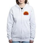 St. Thomas Women's Zip Hoodie