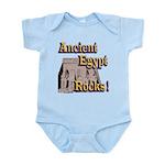 Abu Simbel Rocks Infant Bodysuit